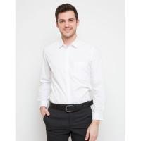 Ricciman Slim Fit Lengan Panjang White