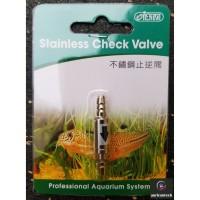 Ista Metal Check Valve CO2 - Aquascape