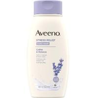 Aveeno Stress Relief Body Wash 532ml