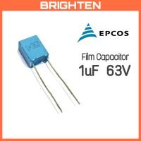 EPCOS Film Capacitor 105 1uF 63V Audio Audiophile