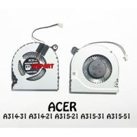 Fan Kipas Laptop Acer Aspire A314-21 A515-51 A515-51G COOLING FAN