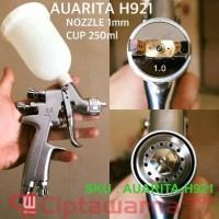 Spray gun HVLP Auarita H921 Spraygun Angin - Nozzle 1mm Palembang