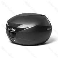 SHAD SH39 Black Doff Top Case Box Motor