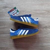 sepatu adidas spezial handball blue gum premium original terlaris