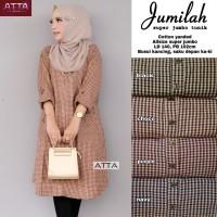 Baju Atasan Wanita Blouse Muslim Jamila 1 Jumbo Tunik