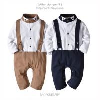 Baju Jumpsuit Laki Jumpsuit Party Jumper Baby Pakaian Pesta Bayi ALLAN