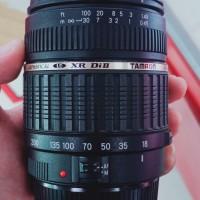 lensa tamron 18-200 f3.5 for canon