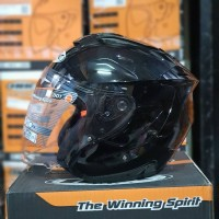HELM INK DYNAMIC SOLID BLACK GLOSI