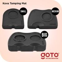 Kova Tamping Mat Tatakan Portafilter Anti Slip Tamper Mat