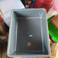 baskom kotak/bak komet star korea silver