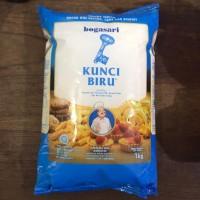 Tepung Terigu Kunci Biru 1kg
