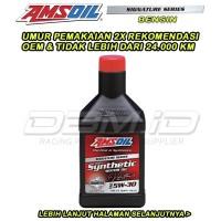Promo Oli Amsoil Signature Series Bensin 5W-30 SAE 5W30 USA OIL