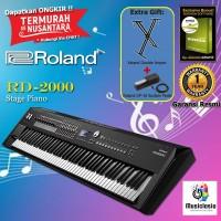 Roland RD2000 / RD 2000 / RD-2000 - Digital Stage Piano Garansi Resmi