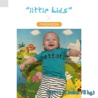 Baju Setelan Anak Bayi Laki Usia 3-12 Bulan