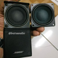 Speaker Driver 2 Inch Bose Set Ori Without Box