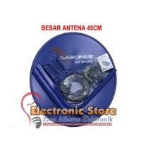 Antena Dish Parabola Mini 45 Cm
