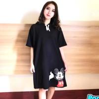 Dress Wanita/ Dress Pergi/ Dress Santai/ Dress Kaos Jumbo
