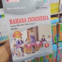 bahasa indonesia kls X waiib mediatama buku siswa