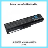 Baterai Laptop Toshiba Satellite L510 M505 M300 U405 L310 M305 Series