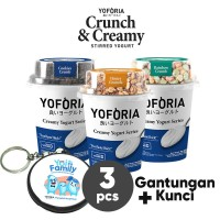 Crunch and Creamy 3 in 1