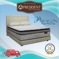 PRESIDENT Springbed - Paragon Plush PillowTop (Hanya Kasur)