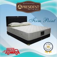 PRESIDENT Springbed - Firm Point(Hanya Kasur)