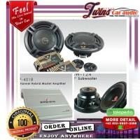 paket audio mobil murah intersys/paket audio mobil harian