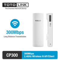 Totolink CP300 , 300Mbps 2.4Ghz AP Outdoor CPE