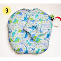 Sofa Bayi / Dudukan bayi (FREE TAS PELINDUNG DAN BANTAL MAHKOTA) - No.9