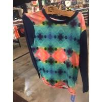Baju Renang Wanita Lengan Panjang Roxy Original