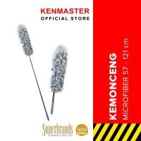 Kent Microfiber Extend Duster KT-300EH - Kemoceng Serbaguna