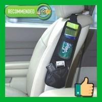 Pocket Car Seat Back Side Bag Tas Kantong Organizer Samping Jok Mobil