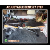 Adjustable Bench Press Bangku Gym Fitnes Fitness Bodybuilding