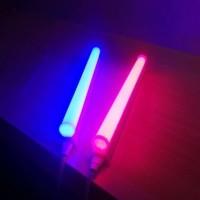 PAKET 2 LAMPU TL TINGGAL PAKAI T5 LED NEON 6 10 14 18 Watt