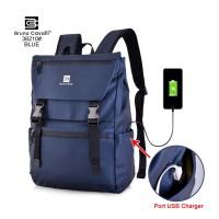 Bruno Cavalli Backpack Waterproof - Tas Ransel Laptop BC 36210