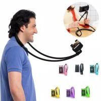 Lazypod Neck Phone Holder - Hitam