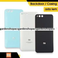 Backdoor Xiaomi Mi 6 Tutup Baterai Back Cover Casing Back Door new