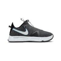 Sepatu Basket Pria Nike PG 4 Heather Black Blue CD5082-004