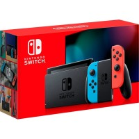 Nintendo Switch Neon V2 Long Life Battery