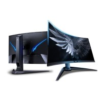 NEW GIGABYTE AORUS CV27F RGB Gaming Monitor - Full HD 165Hz 1ms - HDR