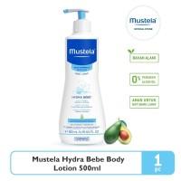 Mustela Hydrabebe Body lotion 500 ml