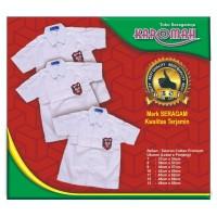 Baju Seragam SD Lengan Pendek (Rp36.000-Rp53.000)