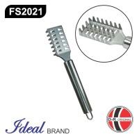 IDEAL FS2021 - Pembersih Sisik Ikan / Fish Scaler Stainless