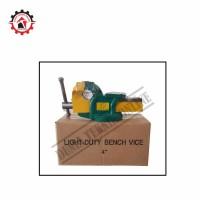 Tanggem 4 / Catok Paron 4 inch Murah / Alat Jepit / Bench Vice / Bais