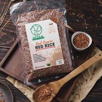 Beras Merah Organik 2 Kg Opera Organic Red Rice Sehat Diabetes
