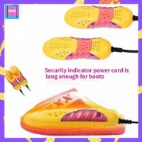 Pengering Sepatu Penghilang Bau Elektrik Odor Dehumidify
