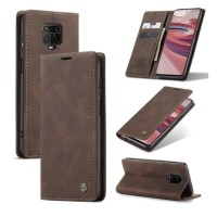 Xiaomi Redmi Note 9 pro Flip Case Caseme Cover Leather Wallet Dompet