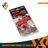 BRAKE PADS FRONT KAMPAS REM DEPAN MALOSSI VESPA GTS GTV GT SERIES