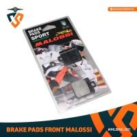 BRAKE PADS FRONT KAMPAS REM DEPAN MALOSSI VESPA LX LXV S