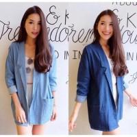 IORA collection - baju blazer wanita JENICE - konveksi TANAH ABANG